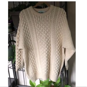 Gorgeous vintage knit sweater